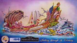 """Sailing Through A Century"""