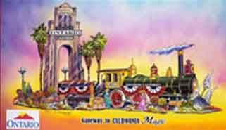 """Gateway to California Magic"""