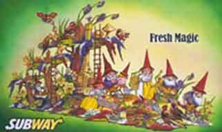 """Fresh Magic"""