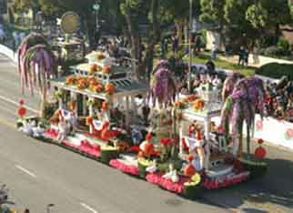 2007 Rose Parade Award Winner