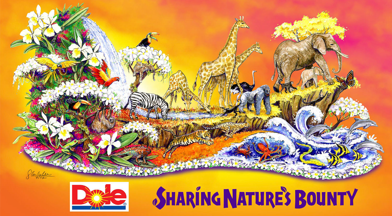 Sharing Nature's Bounty