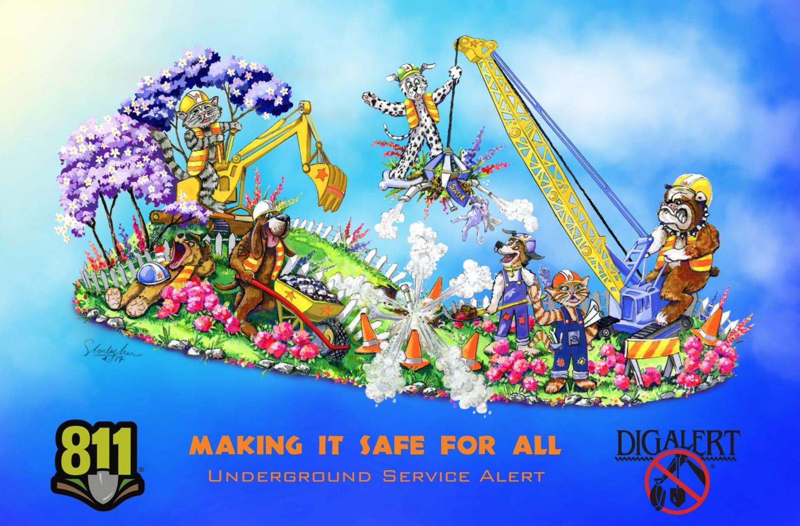Underground Service Alert (DigAlert 811)