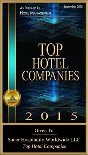 top hotel companies