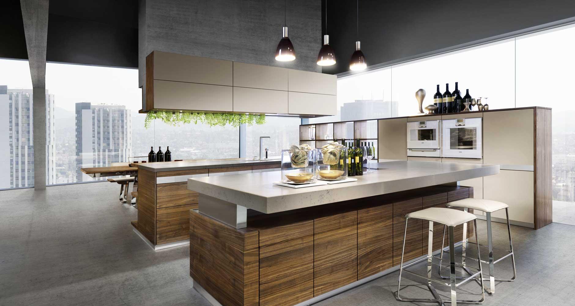 Küche von TEAM7