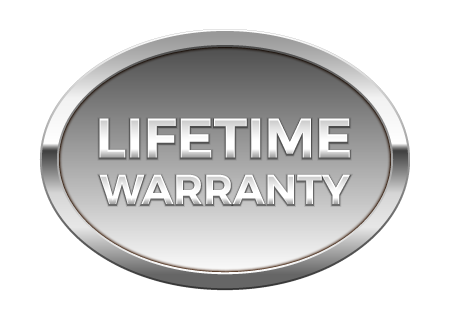 Automotive Tinting products have a lifetime warranty