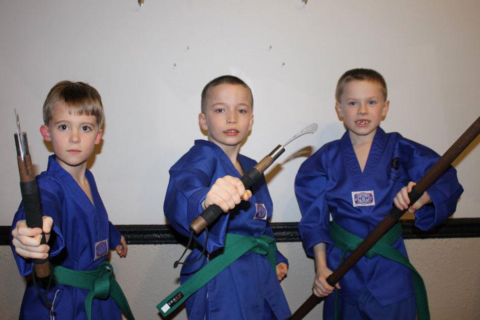 Yom Chi Martial Arts