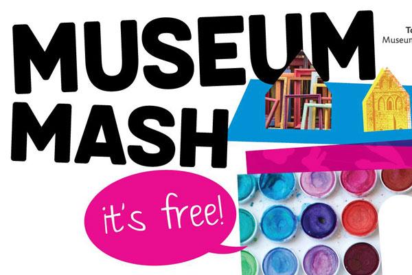 museum mash