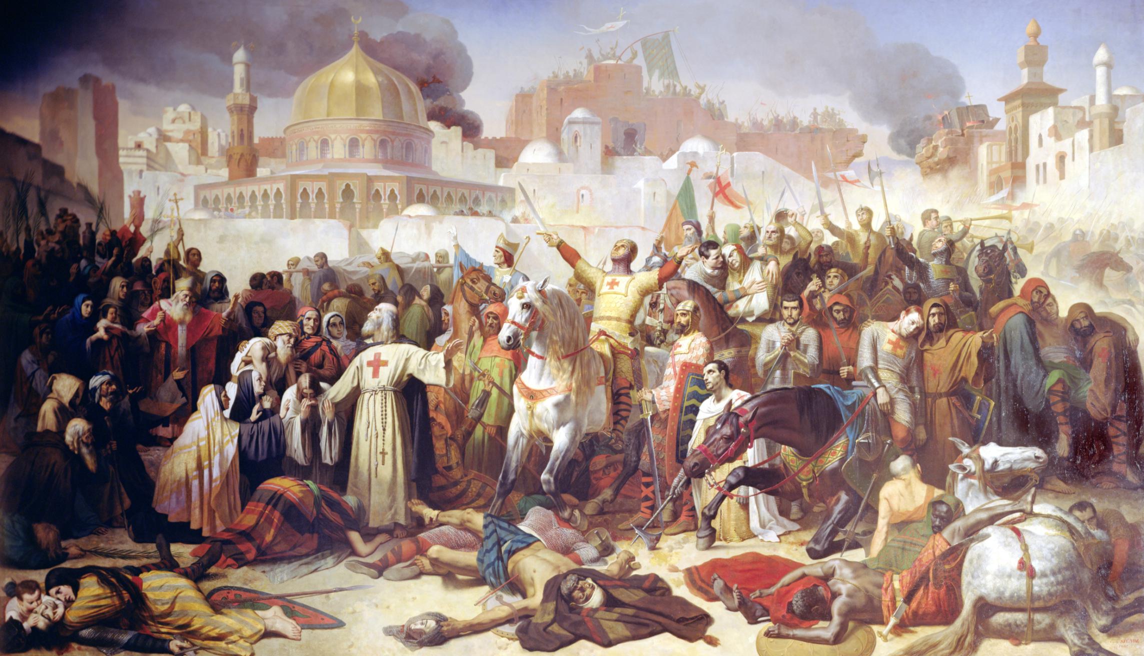 Conquest of Jerusalem