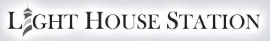 Light House Station Logo