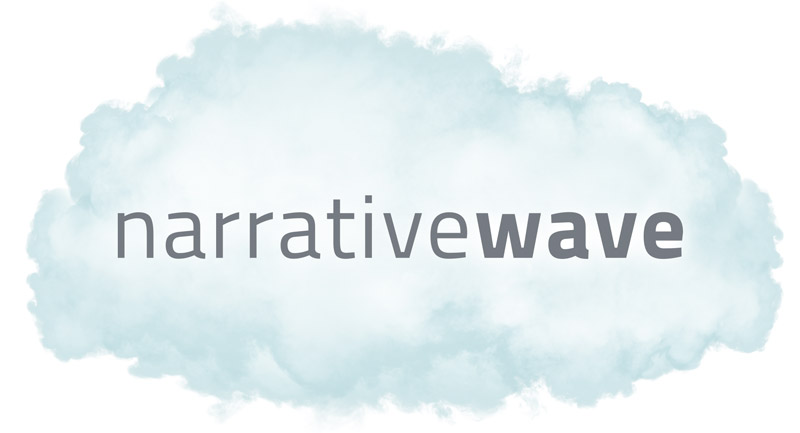 NarrativeWave cloud graphic