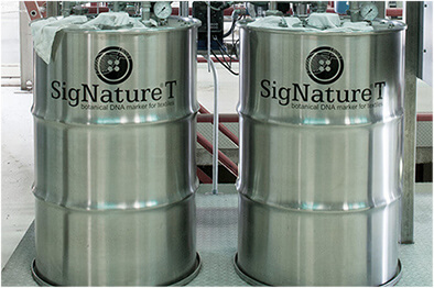 SigNature containers