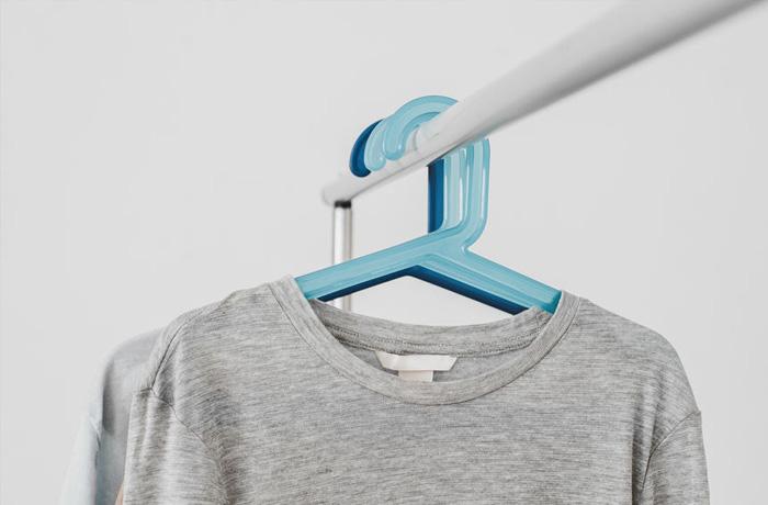 t-shirts on hanger