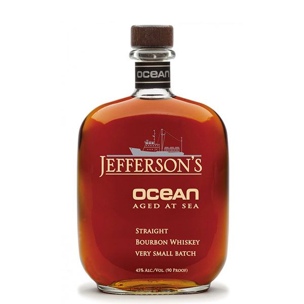 Jefferson's Ocean Burbon Whiskey 750ml