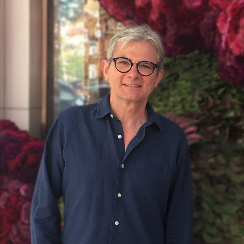 John Hamlin Brand & Web Designer