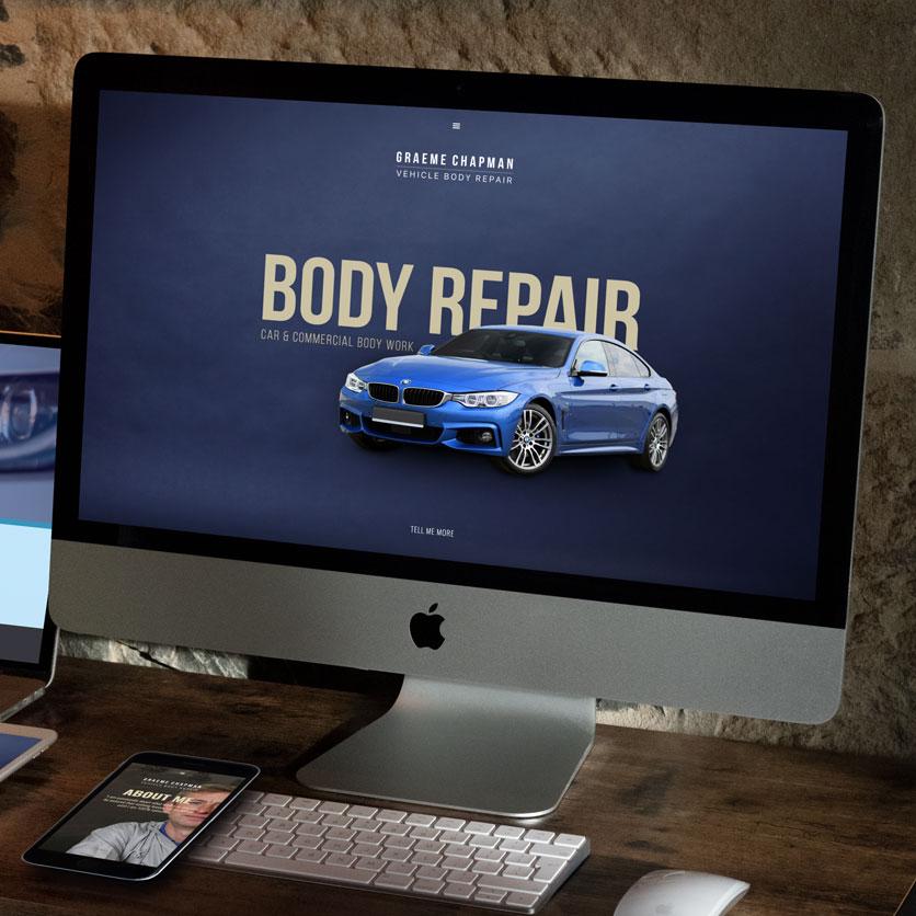 Graeme Chapman Vehicle Body Repairs