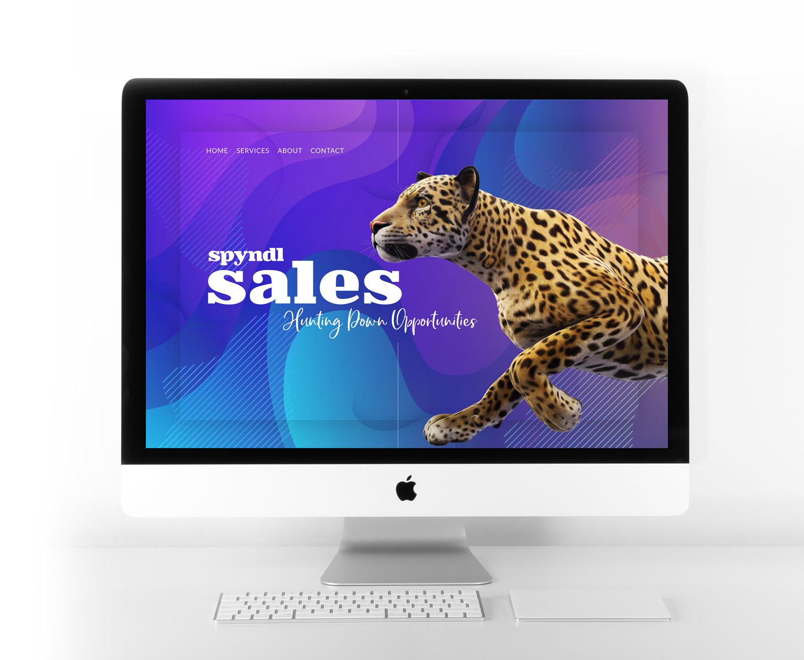 John Hamlin Spyndl Branding & Website Design