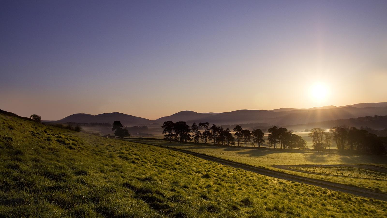 John Hamlin Photography Stobo Valley