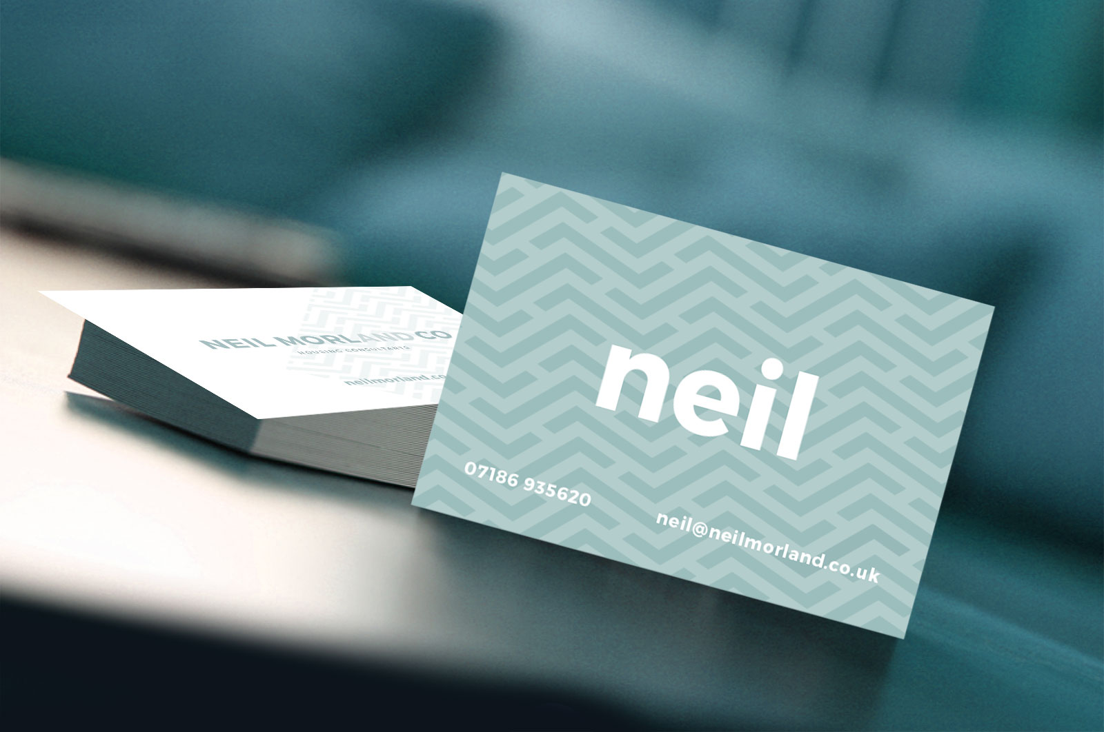 Neil Morland & Co Business Card