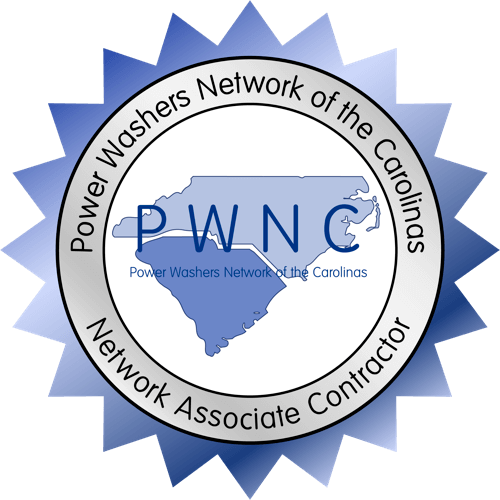 My Curb Appeal Pressure Washing Services is a member of the Pressure Washers Network of the Carolinas
