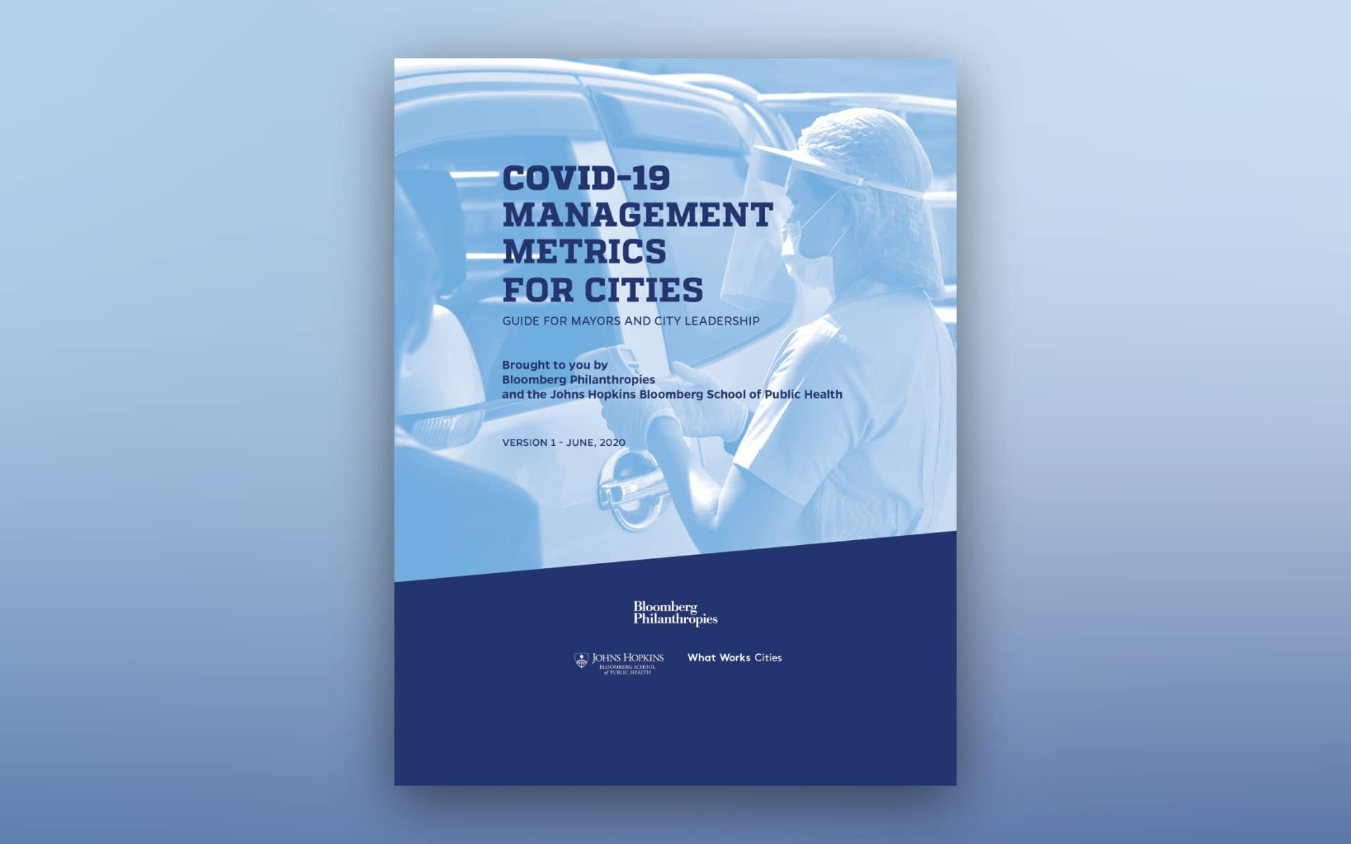 covid-19 management for cities
