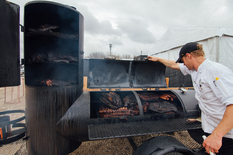 Smoked Barbecues