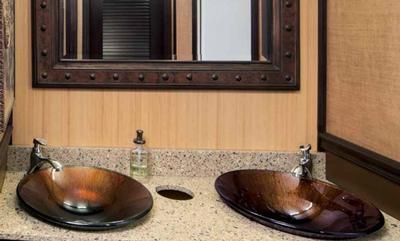 Restroom Trailer Sink