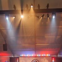 Stages, Lighting & AV Equipment