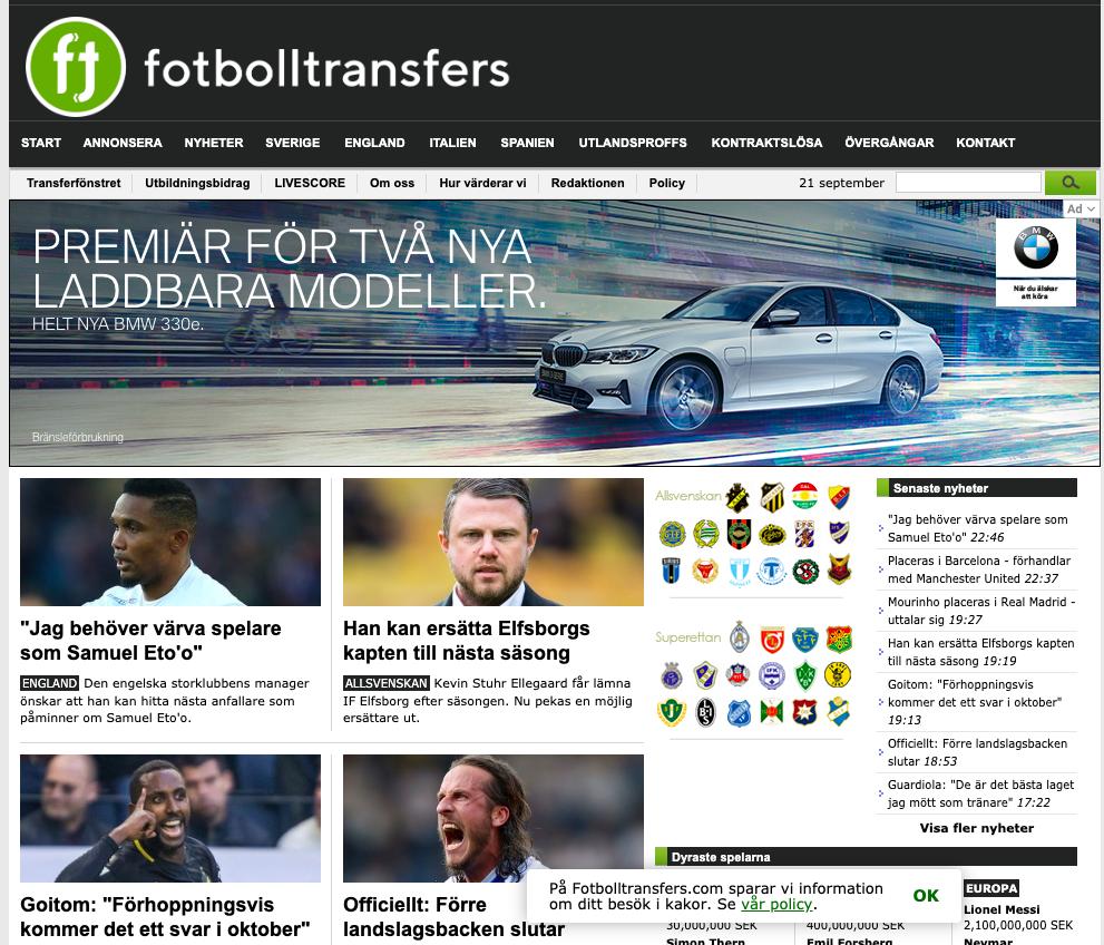 http://fotbolltransfers.com/