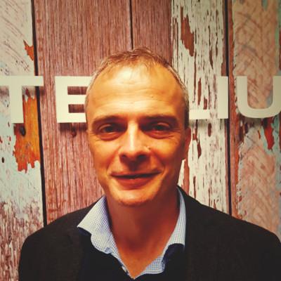 Simon Taylor, Tealium