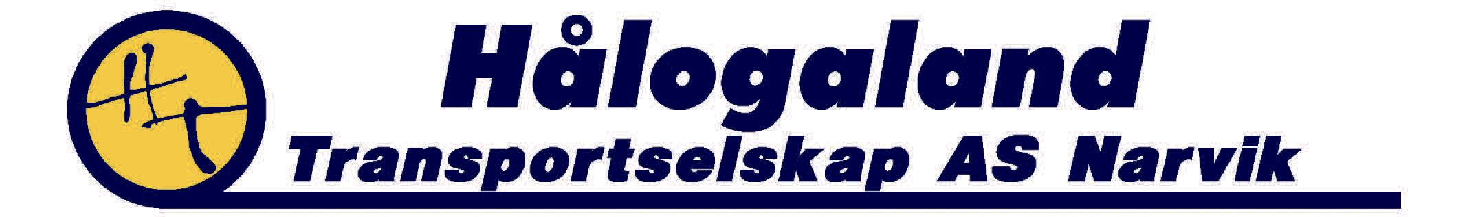 Hålogaland Transportselskap AS Narvik logo