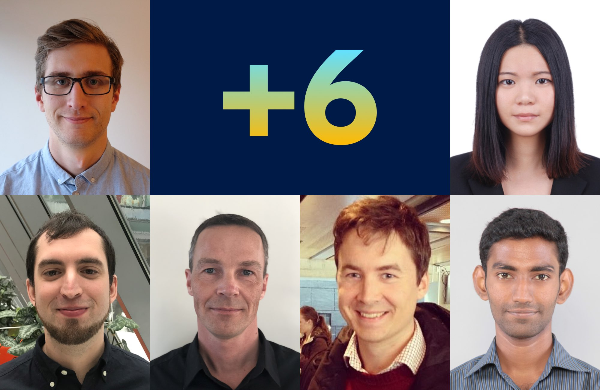 Six top-notch technologists join Exabel