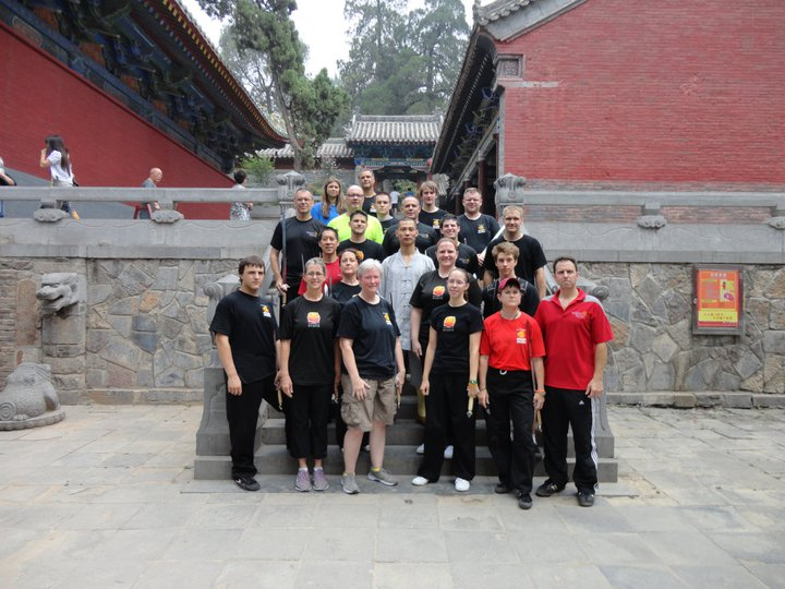 China 2011 Group Picture