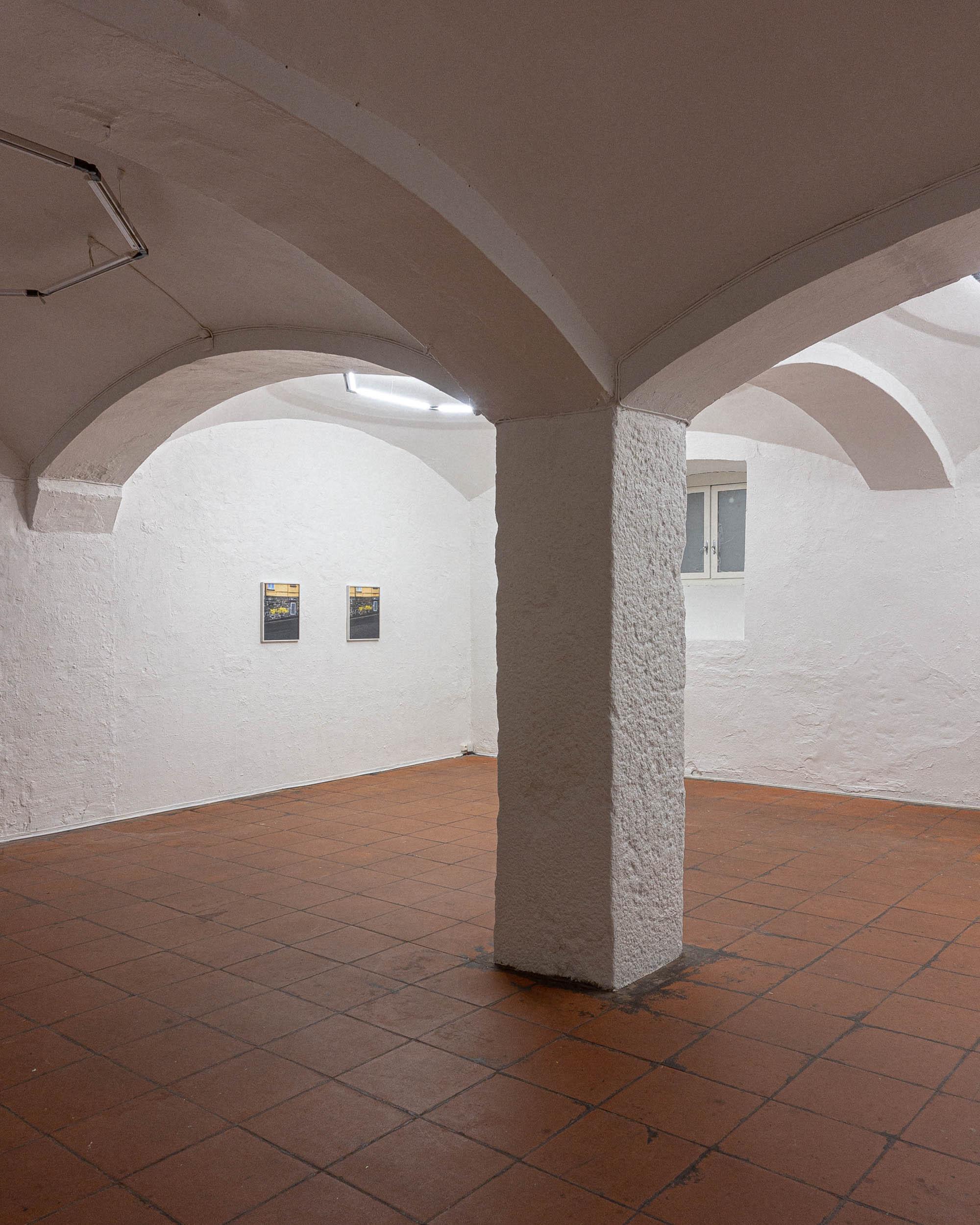 Hulias gallery space