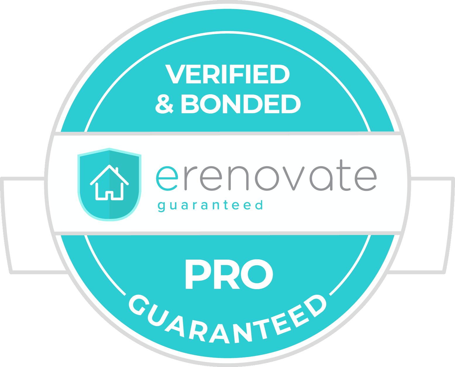 eRenovate Guaranteed