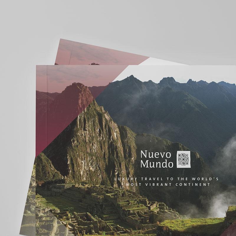 Nuevo Mundo Brochure Covers