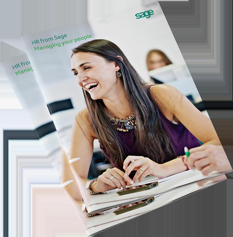 Sage Brochure Design
