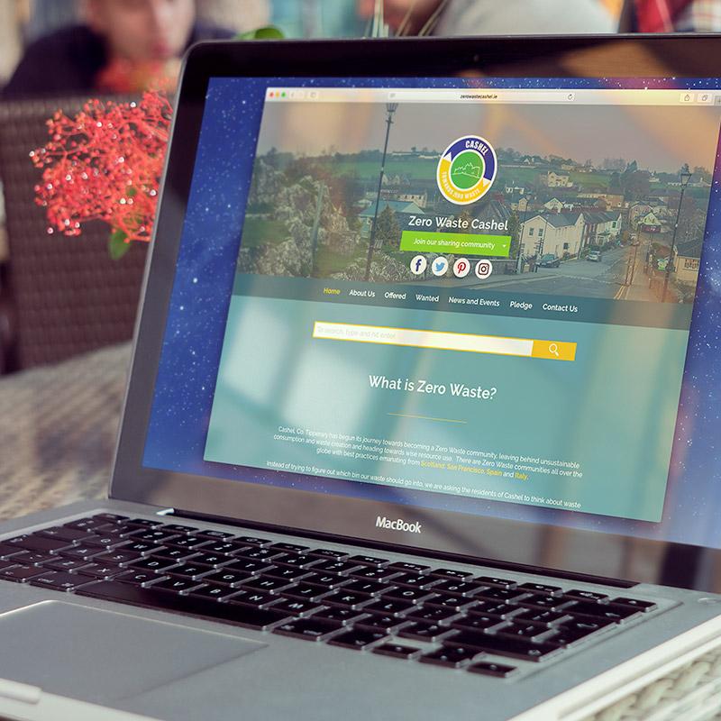 Zero Waste Cashel Website