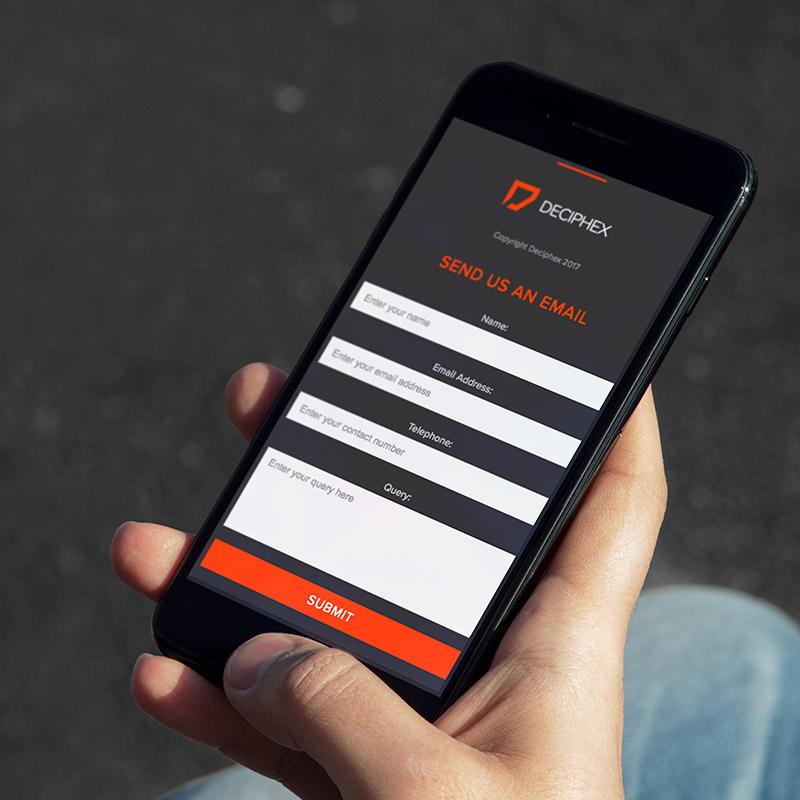Deciphex Website