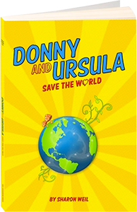 Donny and Ursula Save The World