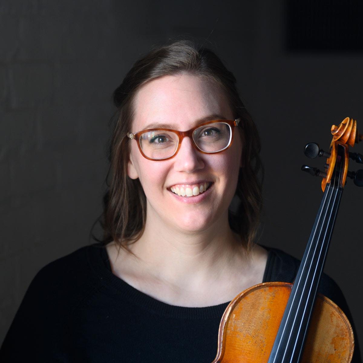 Katie Ekberg, M.M.