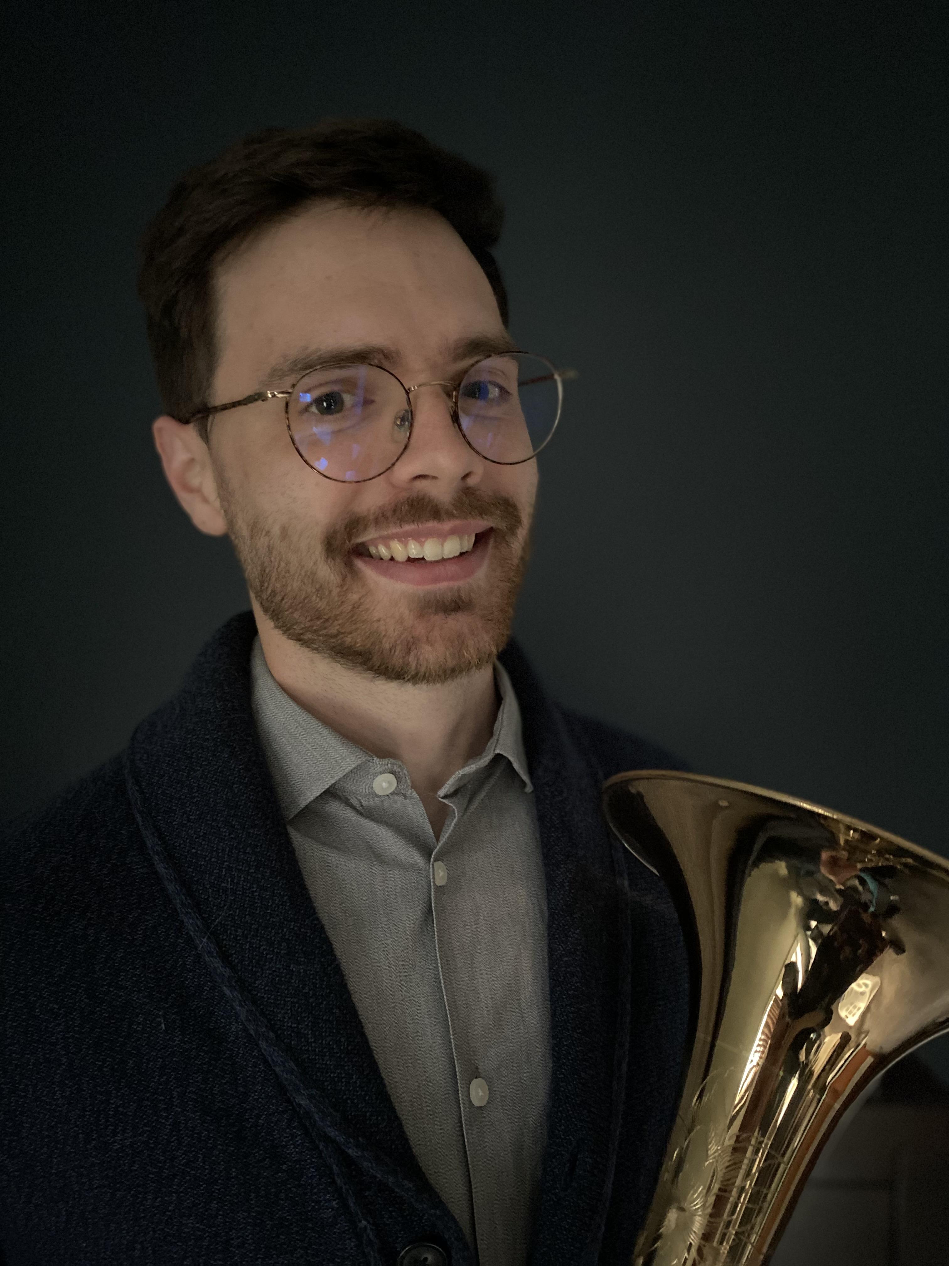 Zach Gingerich, D.M.A.