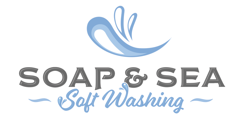 Soap and Sea Soft Washing Logo