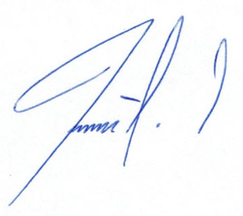 frank castillo signature