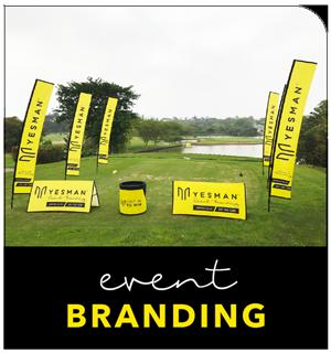 event branding yesman