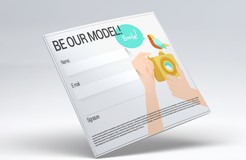 event form design