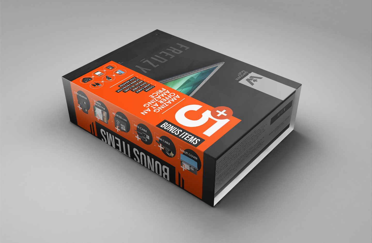 product packaging box design