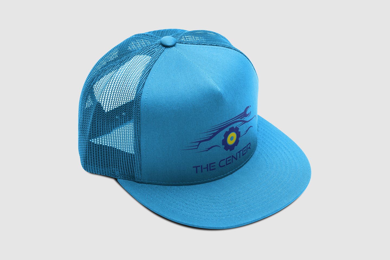 employee hat design