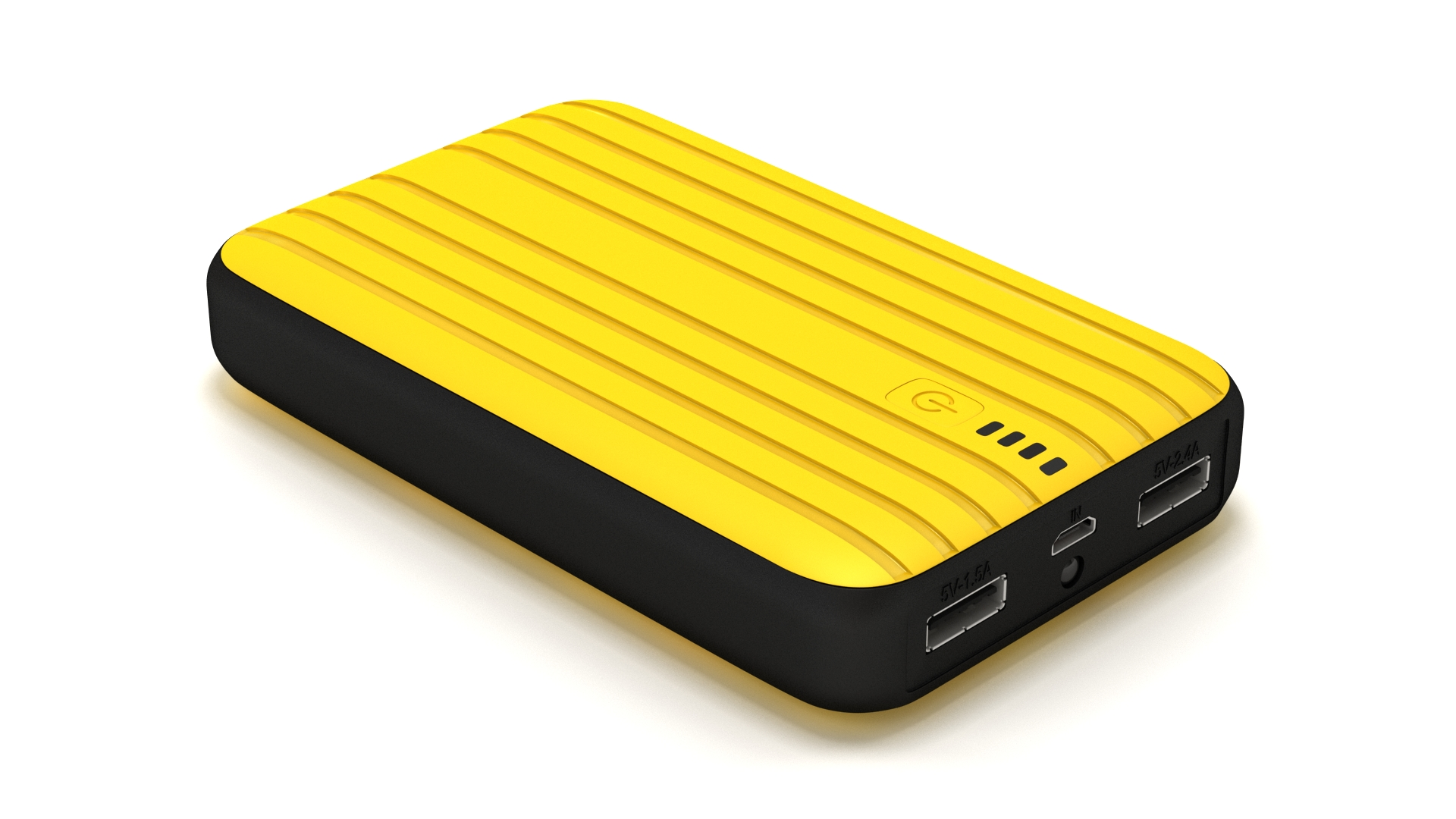 power bank product design and 3d modeling