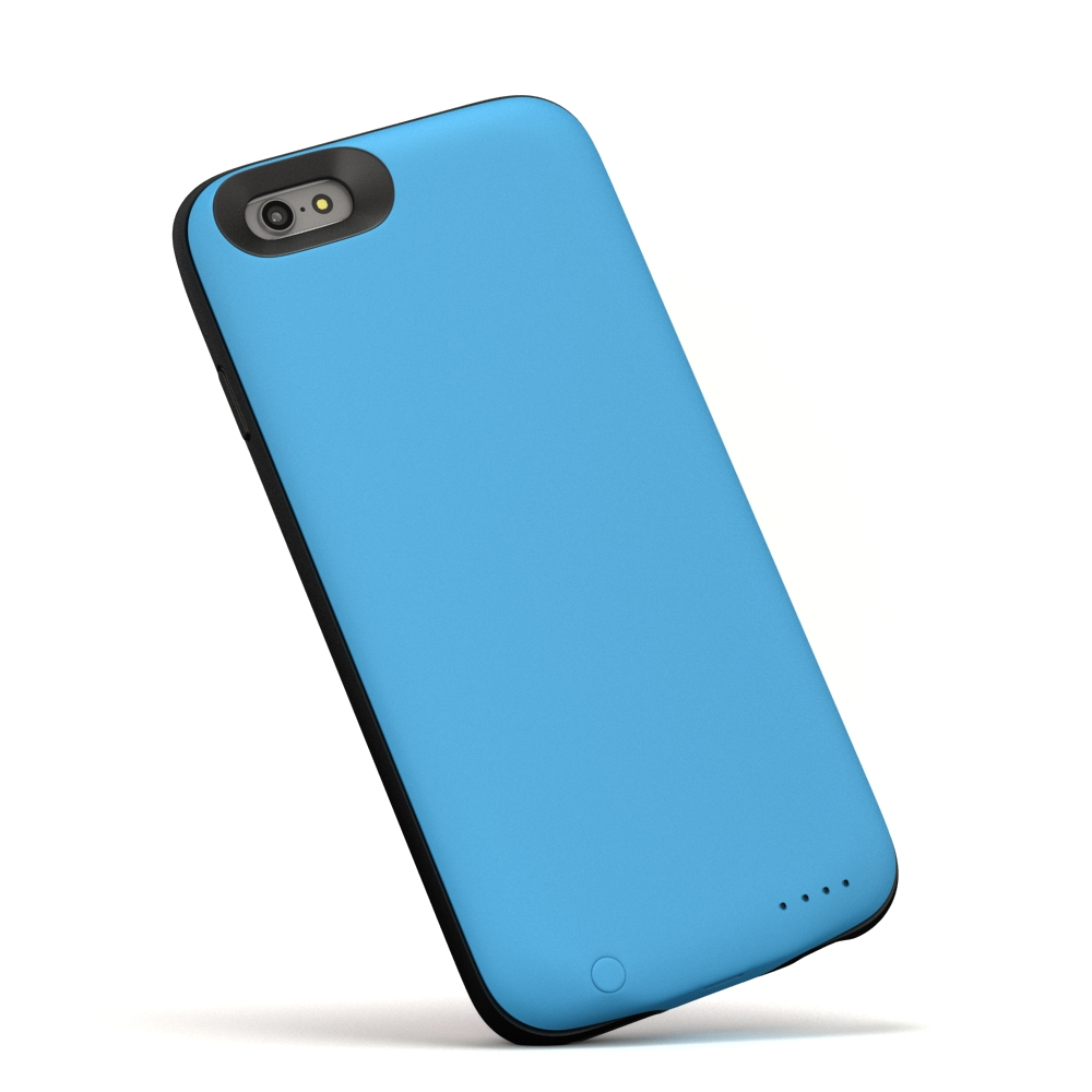smartphone power bank cover back view product design and 3d modeling