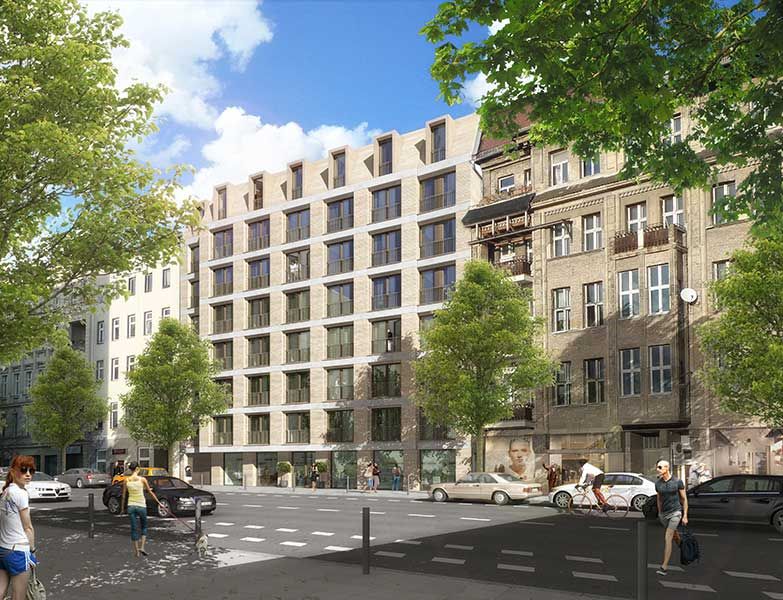 Studentenwohnheim Berlin Mitte